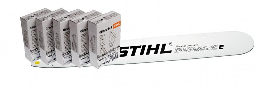 Skärpaket 40cm - Solid Premium